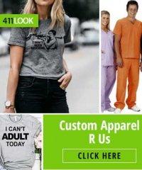 Custom Apparel R Us