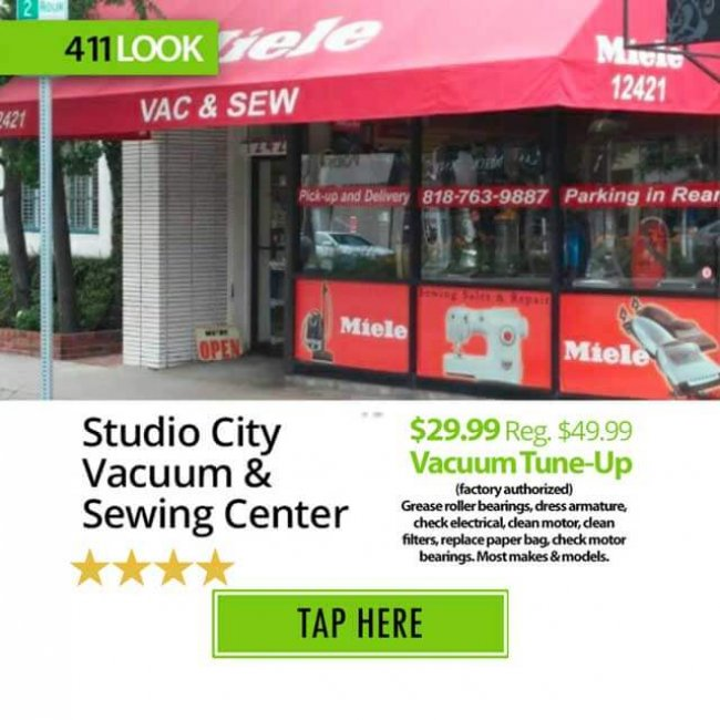 Studio City Vacuum & Sewing Center