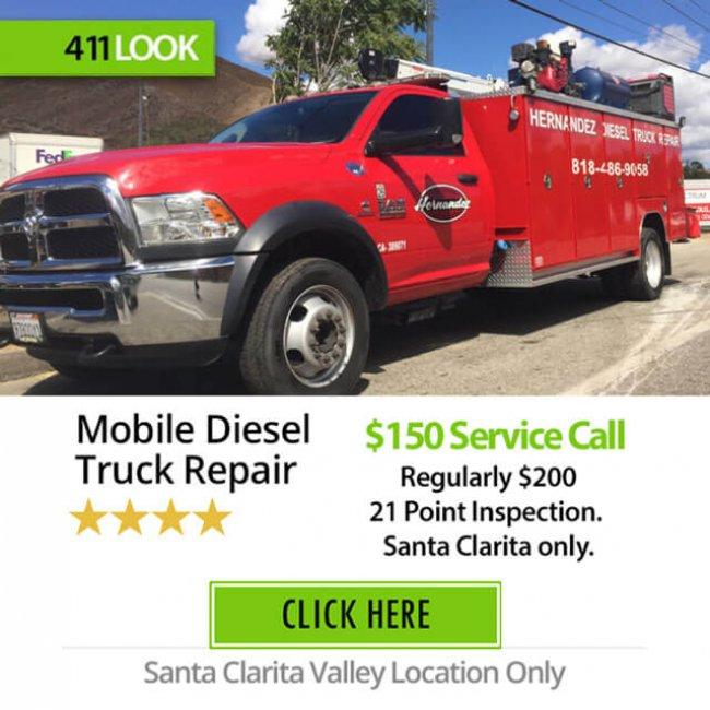 Hernandez Diesel Truck Repair