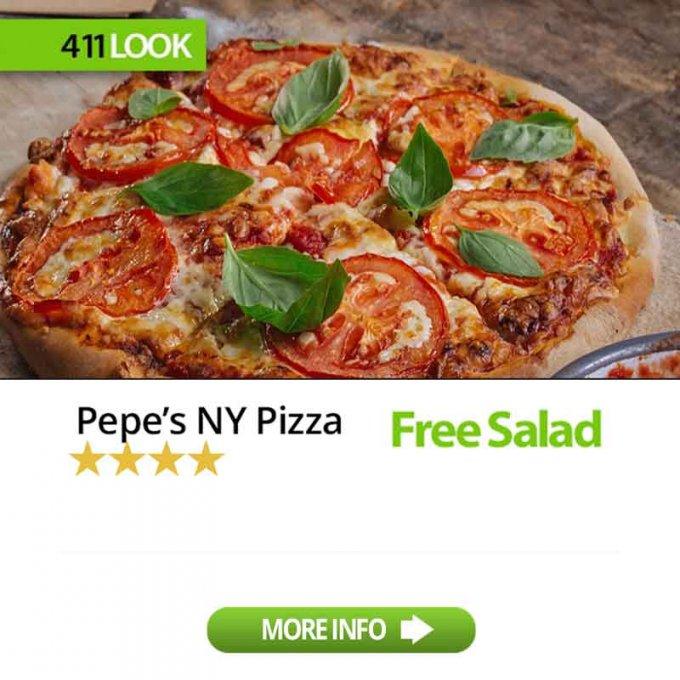 Pepe's NY Pizza