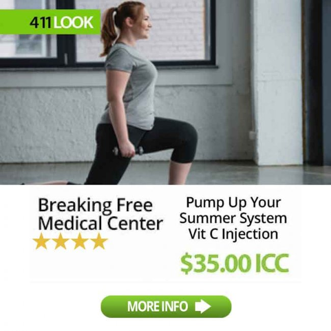Breaking Free-Medical Weight Loss