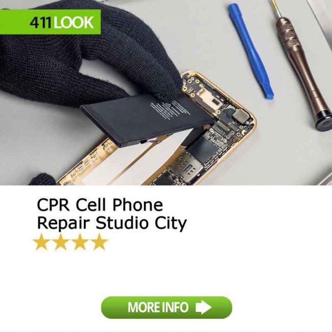 CPR Cell Phone Repair Studio City
