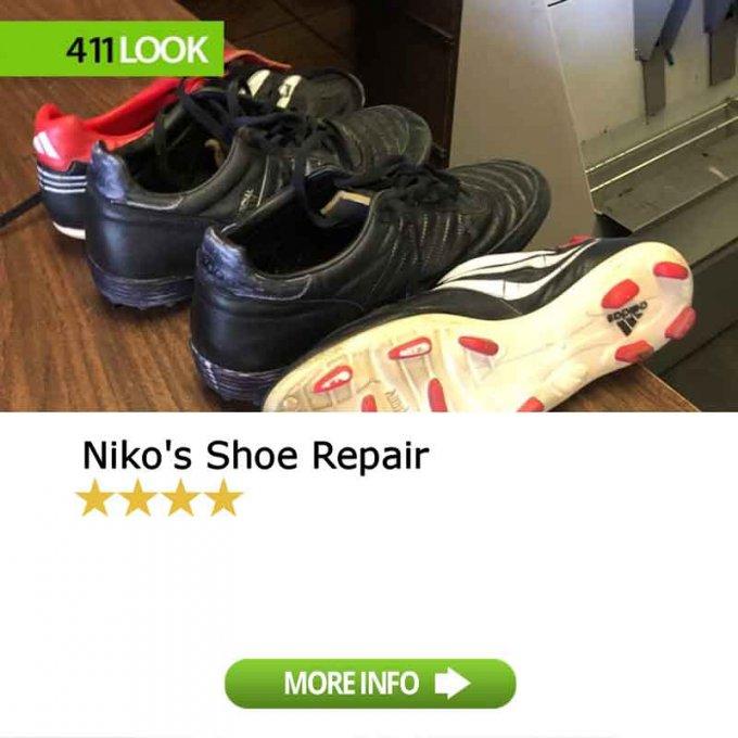 Niko's Shoe Repair